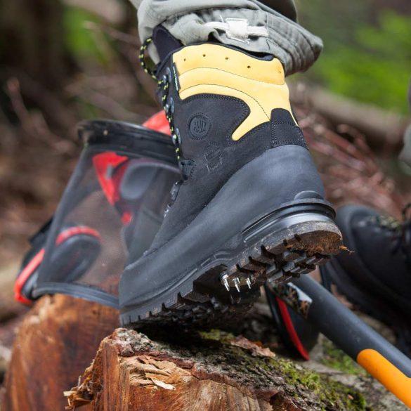 HAIX PROTECTOR Alpin magas szárú bakancs (láncfűrészes munkákhoz)
